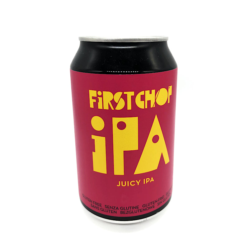First Chop, IPA, Juicy IPA, 5.0%, 330ml - The Epicurean