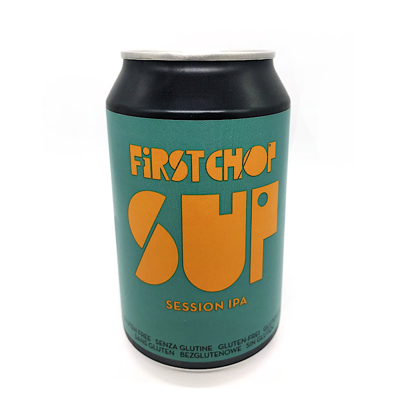 SUP, Session IPA, 3.9%, 330ml - The Epicurean