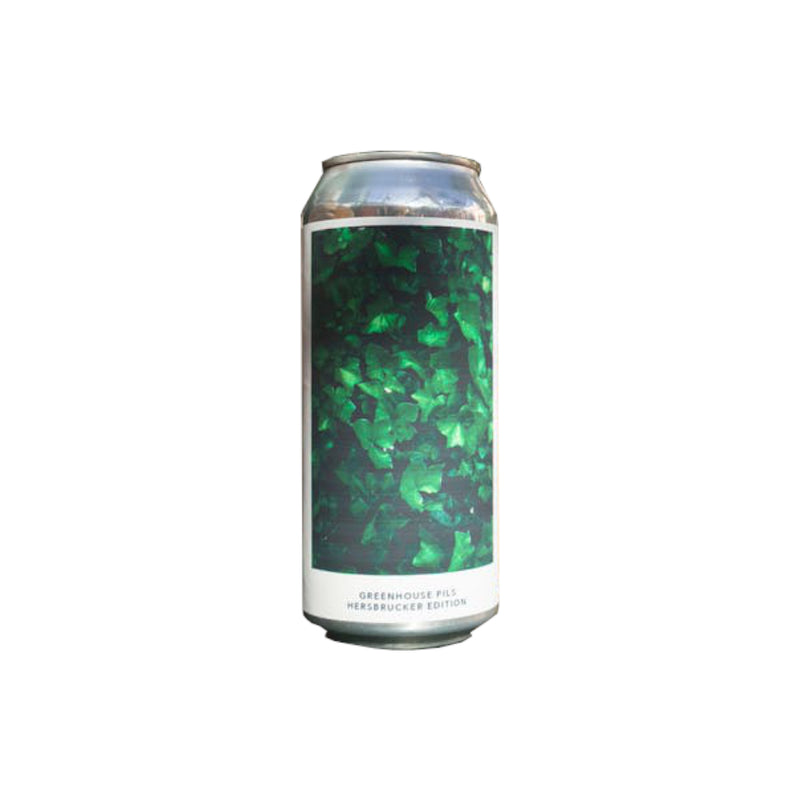 Evil Twin New York, Greenhouse Pils Hersbrucker Edition, Pilsner, 5.0%, 440ml - The Epicurean