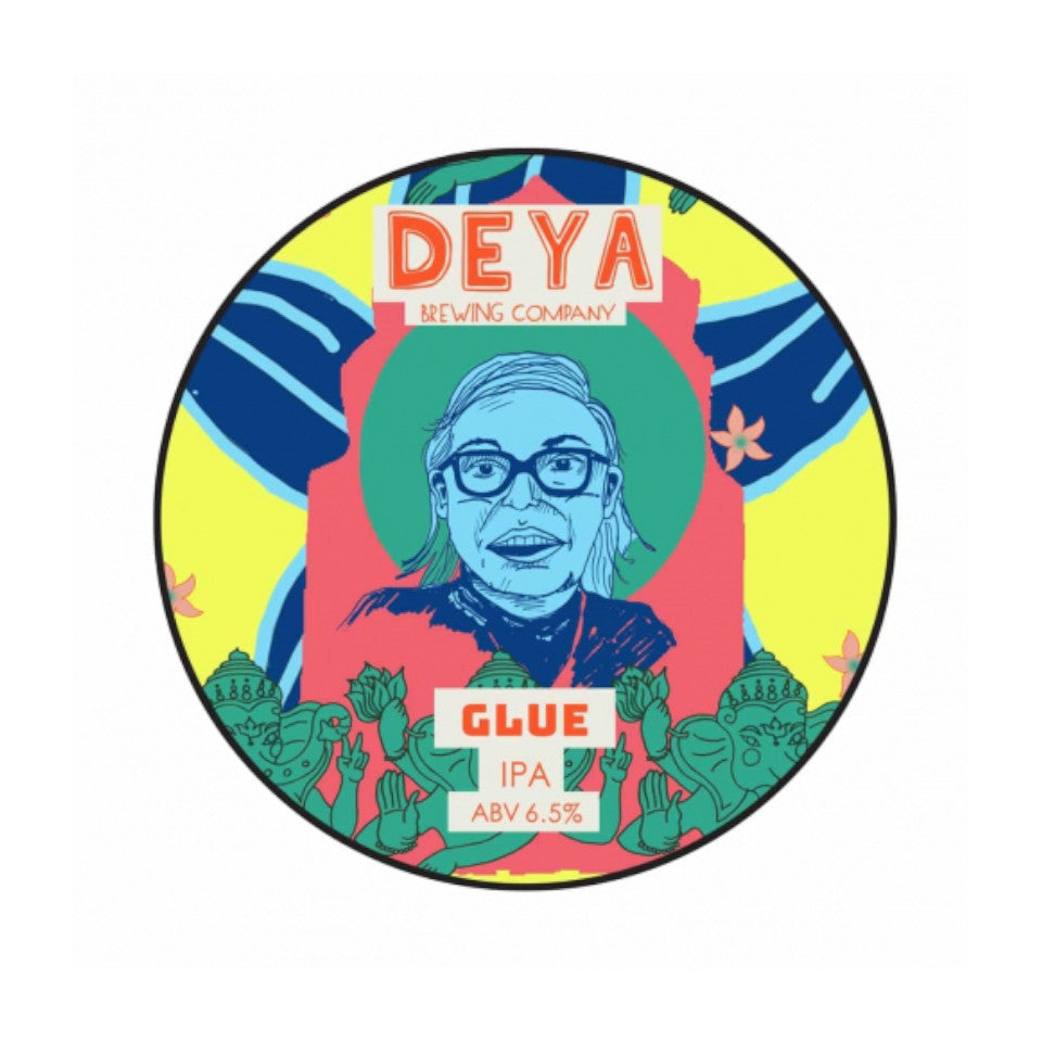 DEYA, Glue, IPA, 6.5%, 440ml - The Epicurean