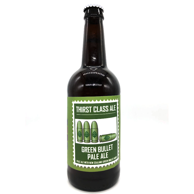 Green Bullet, New Zealand Pale Ale, 4.8%, 500ml - The Epicurean