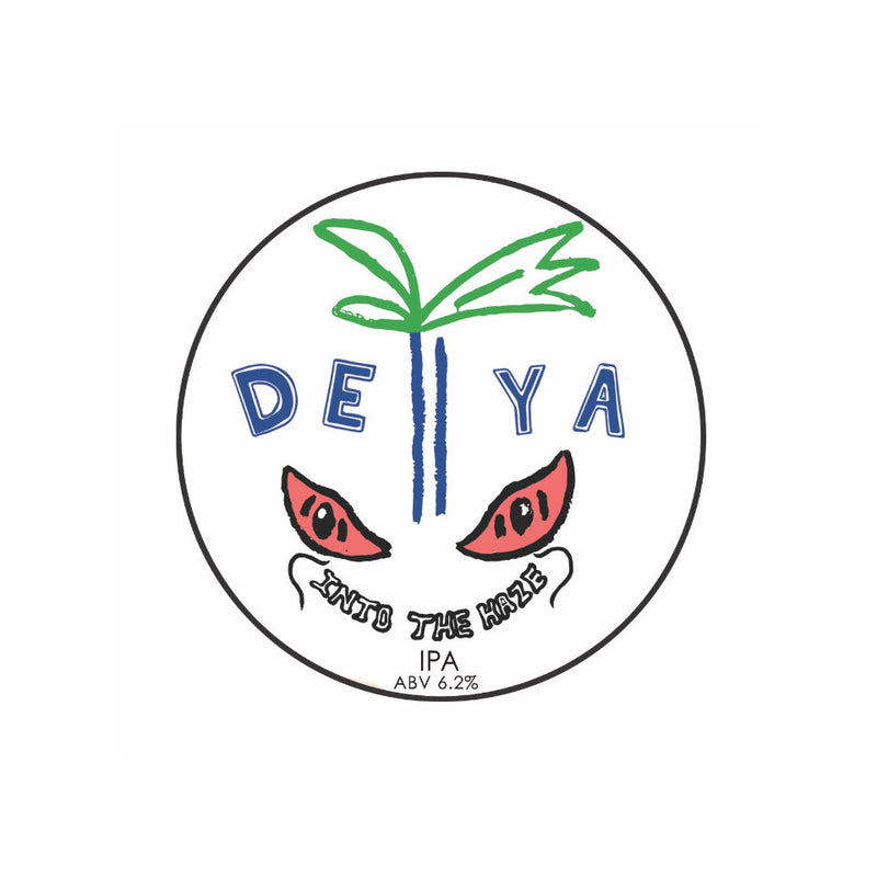 DEYA, Into The Haze, IPA, 6.2%, 440ml - The Epicurean