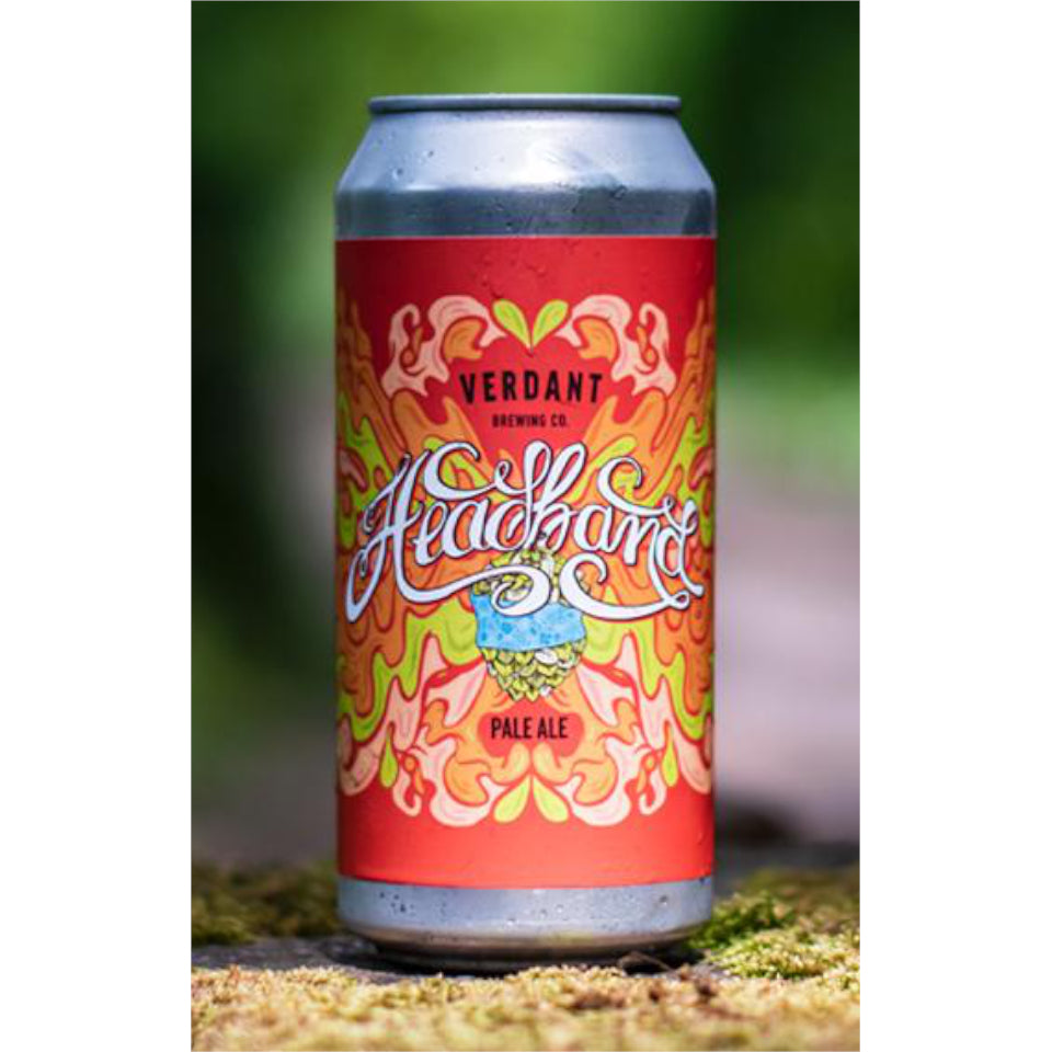 Verdant, Headband, Pale Ale, 5.5%, 440ml - The Epicurean