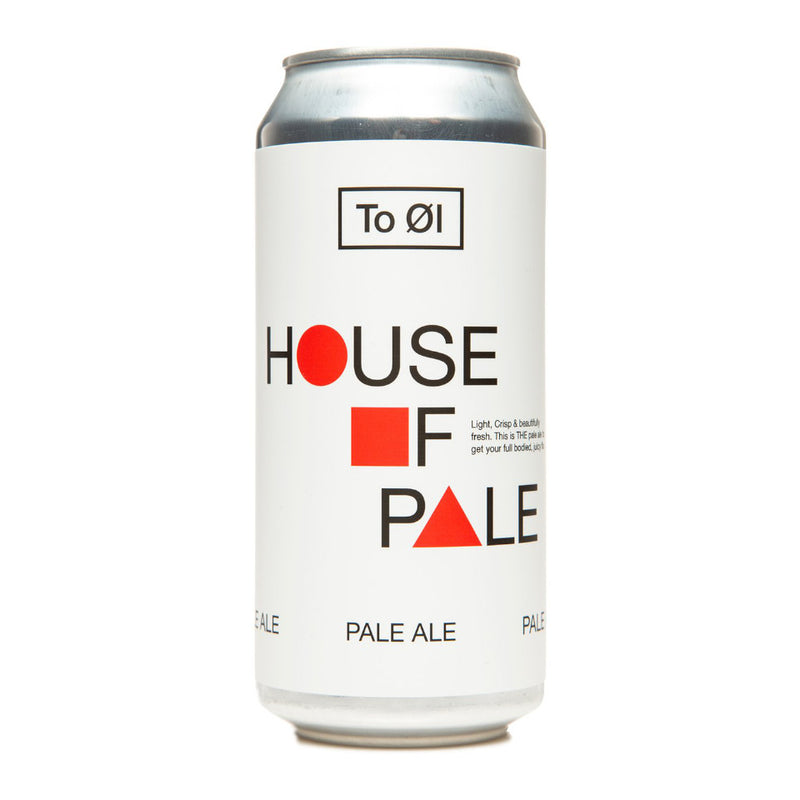 TOOL, House of Pale, Pale Ale, 5.5%, 440ml