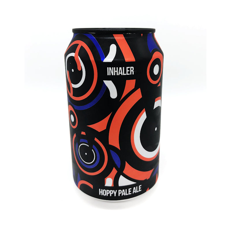 Magic Rock, Inhaler, Hoppy Pale Ale, 4.5%, 330ml - The Epicurean