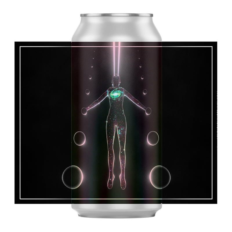 Dry & Bitter, Inner Space, IPA, 7.1%, 440ml