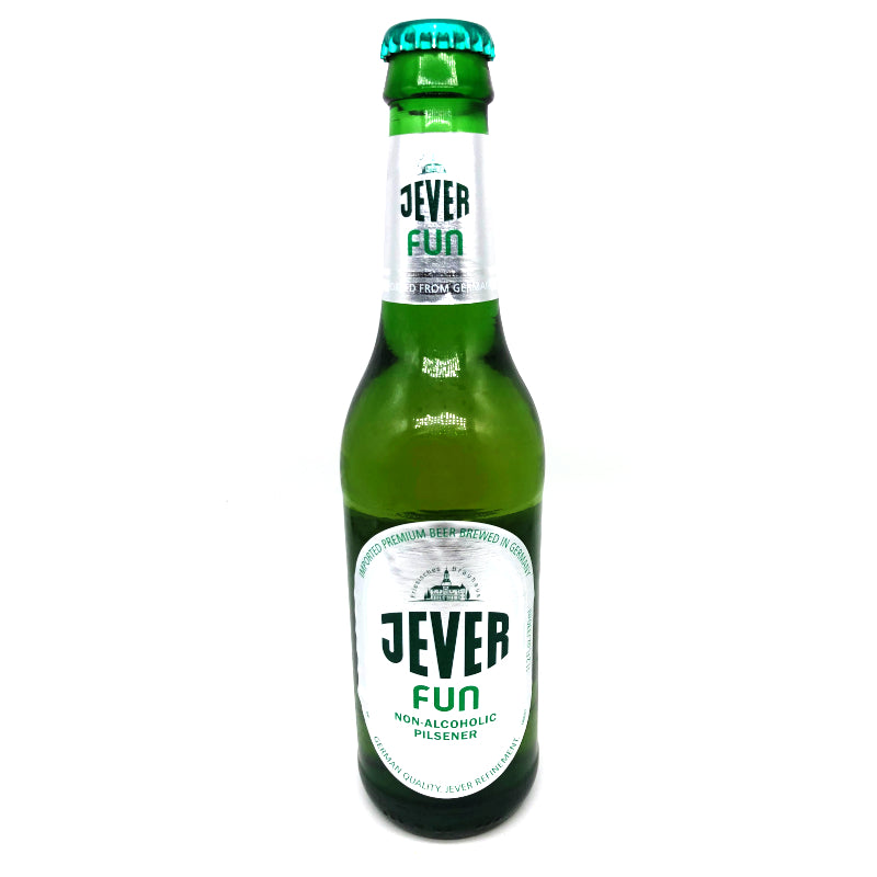 Jever Pilsener, Low Alcohol Pilsener, 0.5%, 330ml - The Epicurean