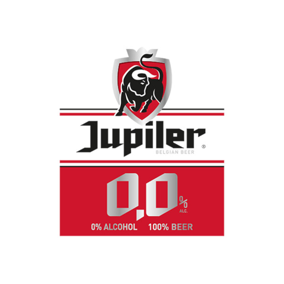Jupiler, Alcohol free Blonde Ale, 0.0%, 250ml - The Epicurean