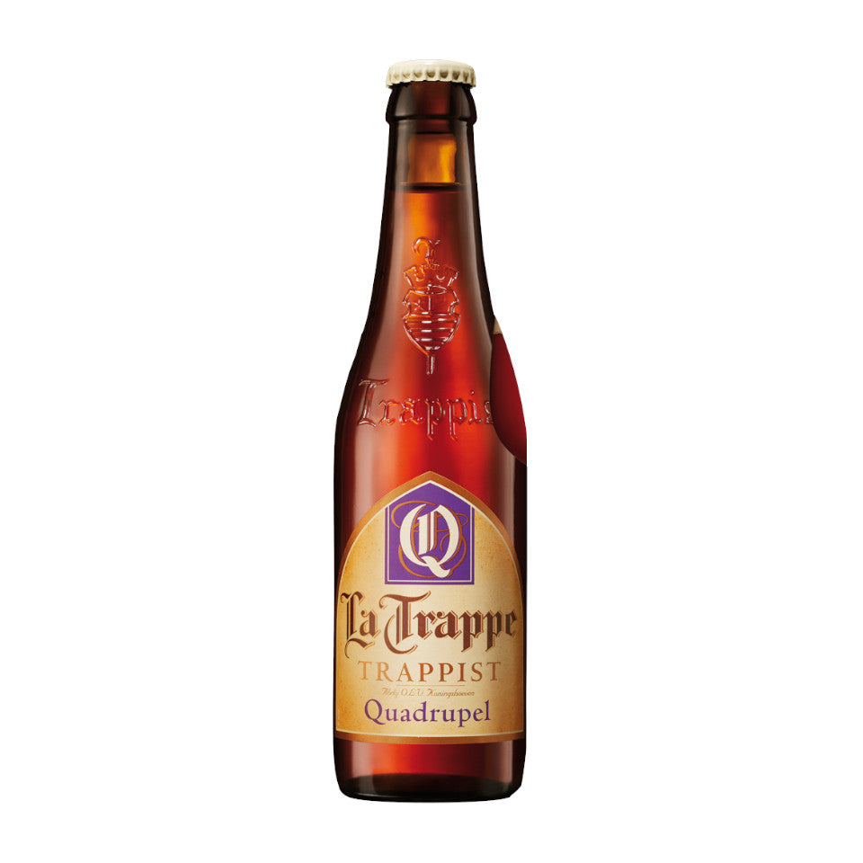 La Trappe, Quadrupel, Belgian Quadruple, 10%, 330ml - The Epicurean