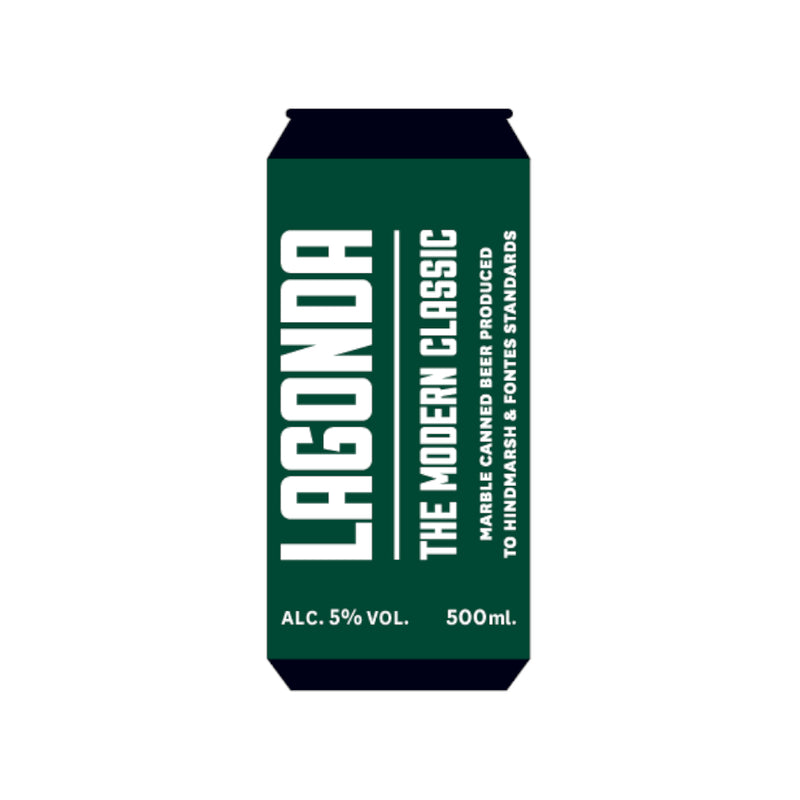 Marble, Lagonda, IPA, 5.0%, 500ml - The Epicurean