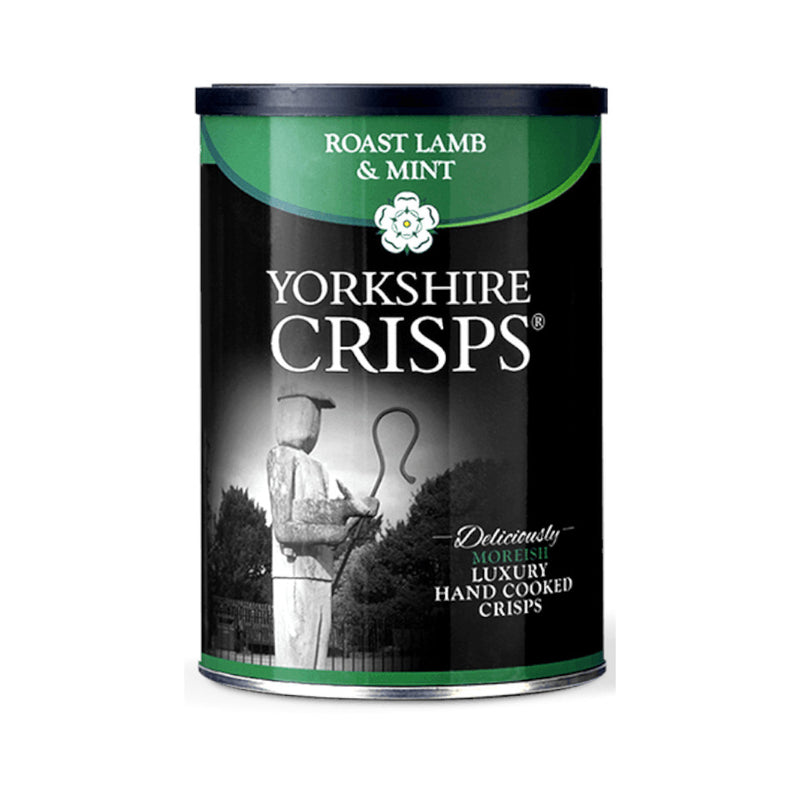 Yorkshire Crisps, Roast Lamb & Mint Flavoured Crisps