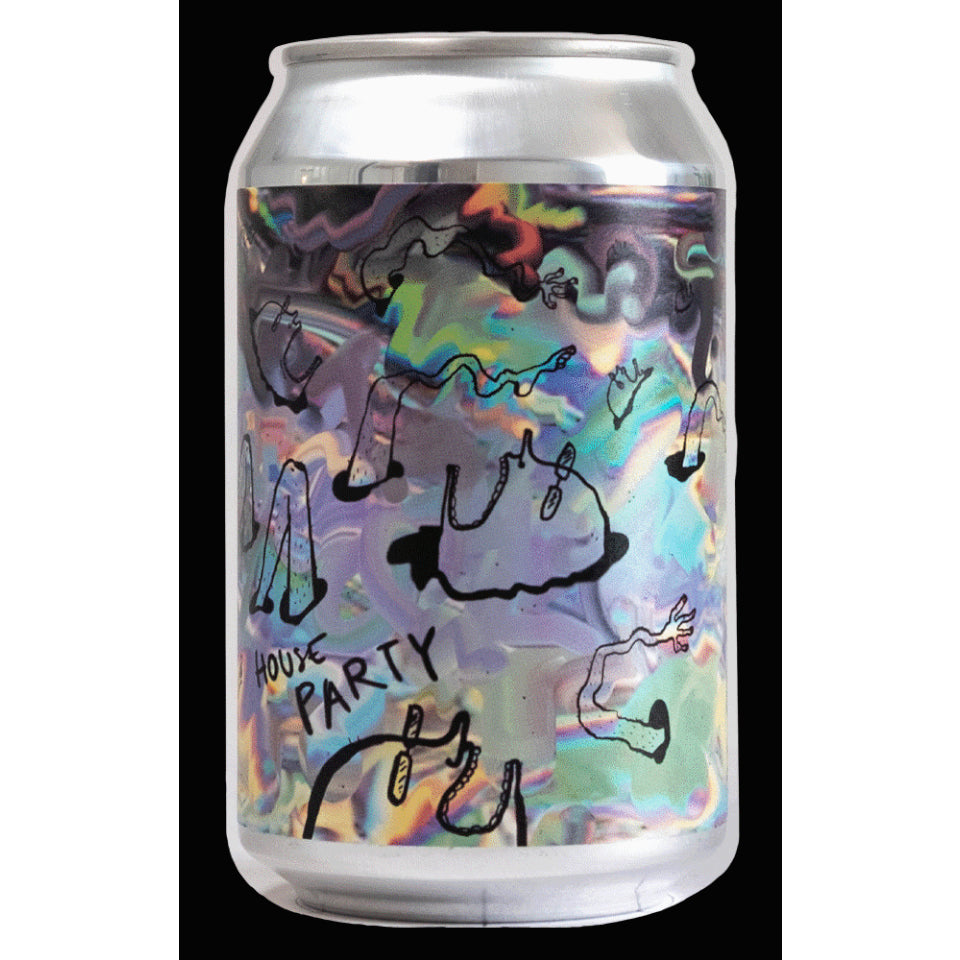 Lervig, House Party, Session IPA, 4.0%, 330ml - The Epicurean