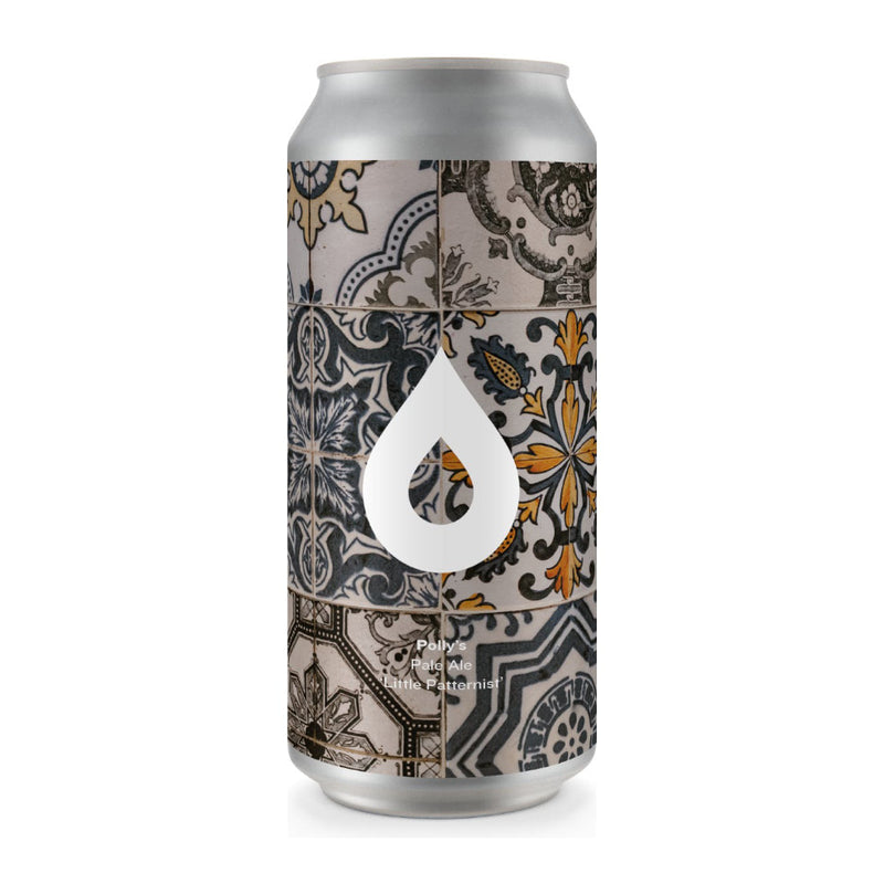 Polly's Brew Co, Little Patternist, Pale Ale, 5.0%, 440ml