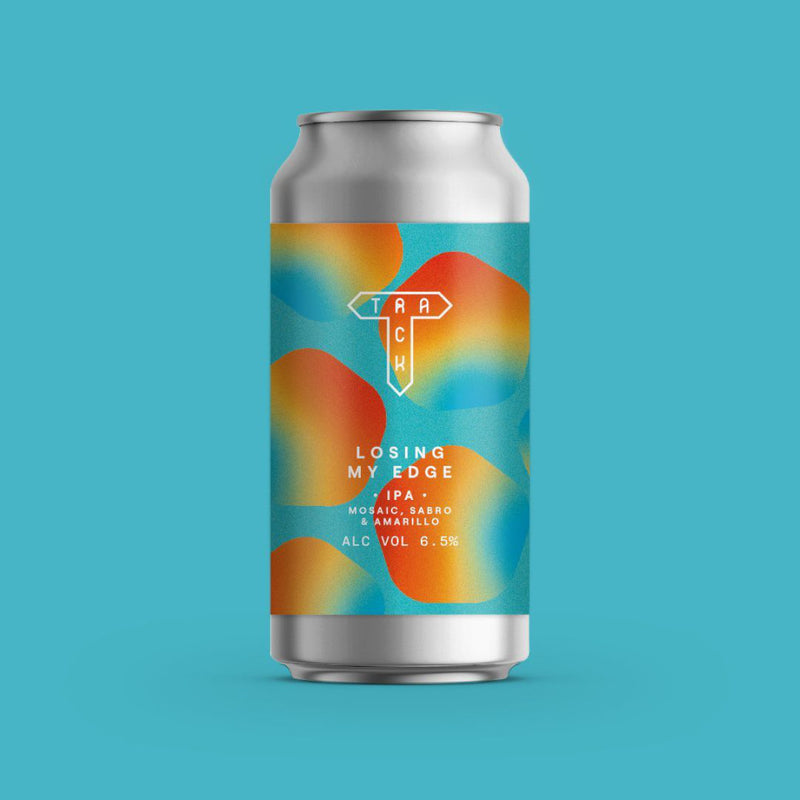 Track Brewing Co, Losing My Edge, IPA, 6.5%, 440ml
