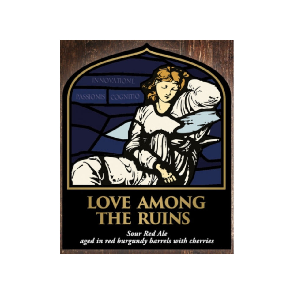 Thornbridge, Love Among The Ruins, Sour Red Ale, 7.0%, 375ml - The Epicurean