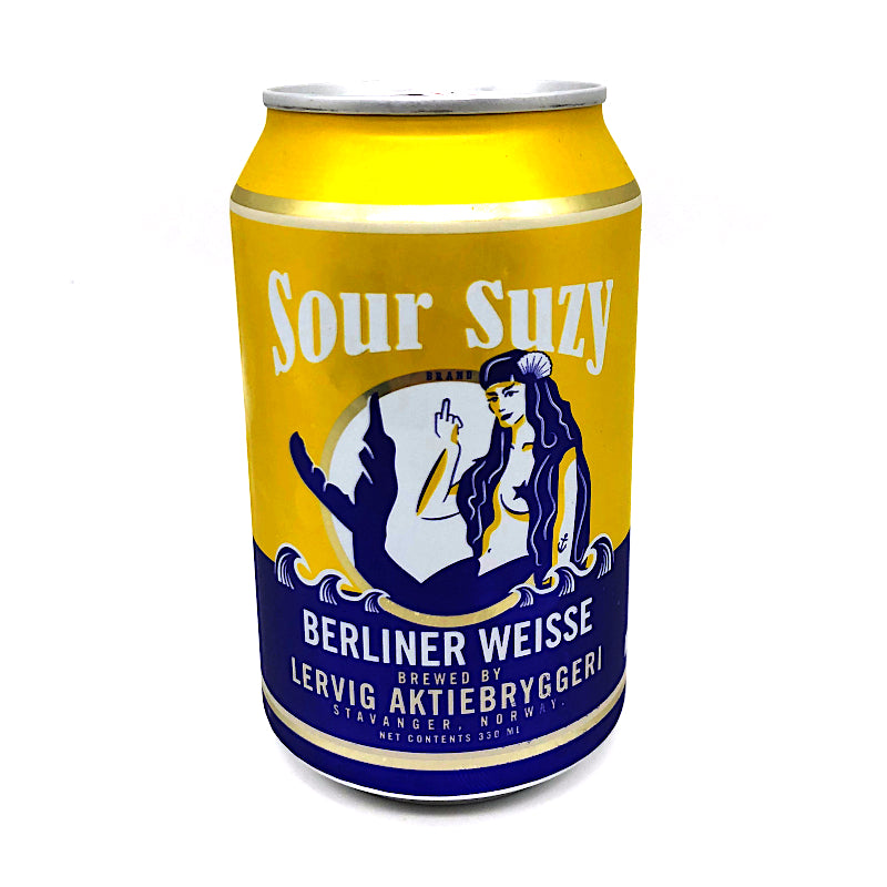 Sour Suzy, Berliner Weisse, 4.0%, 330ml - The Epicurean