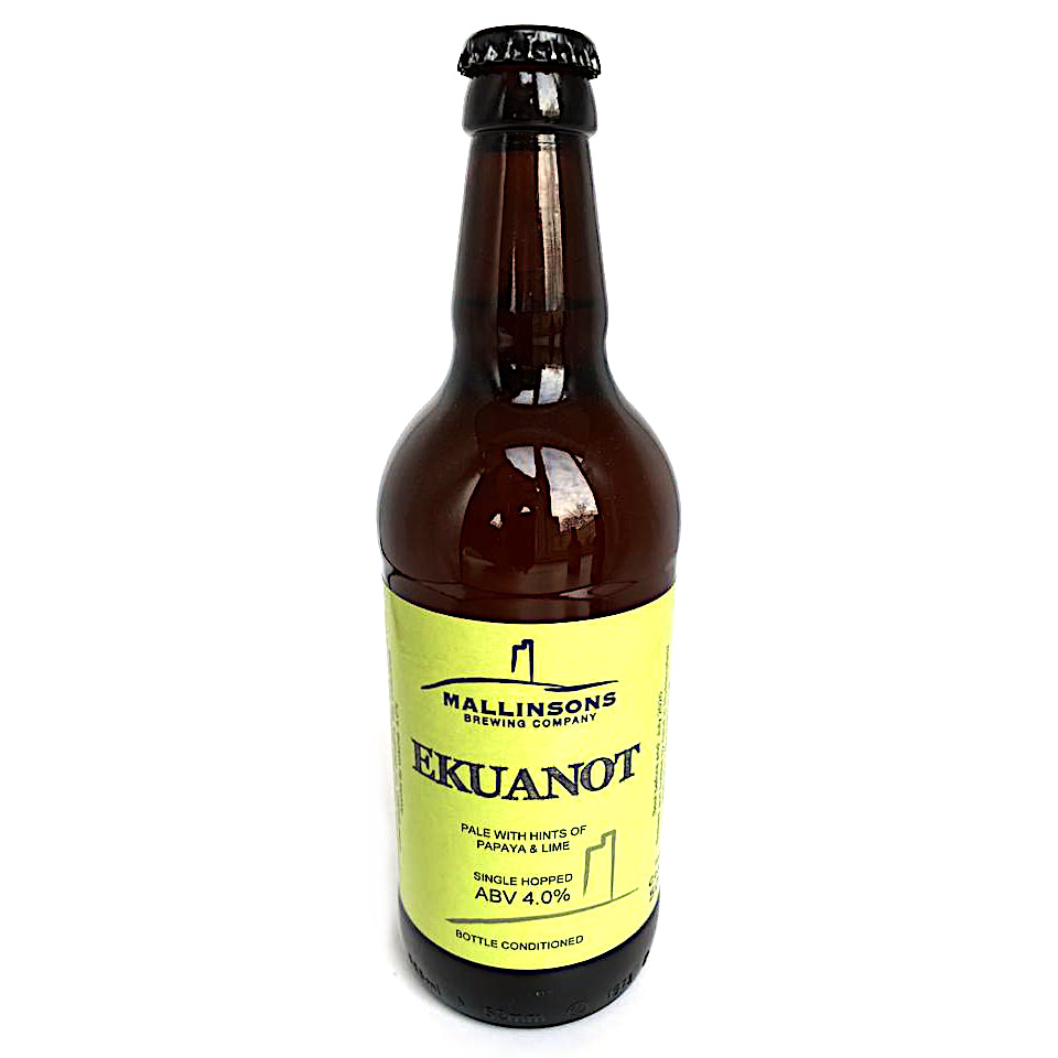 Mallinsons, Ekuanot, Pale Ale, 4.0%, 500ml - The Epicurean