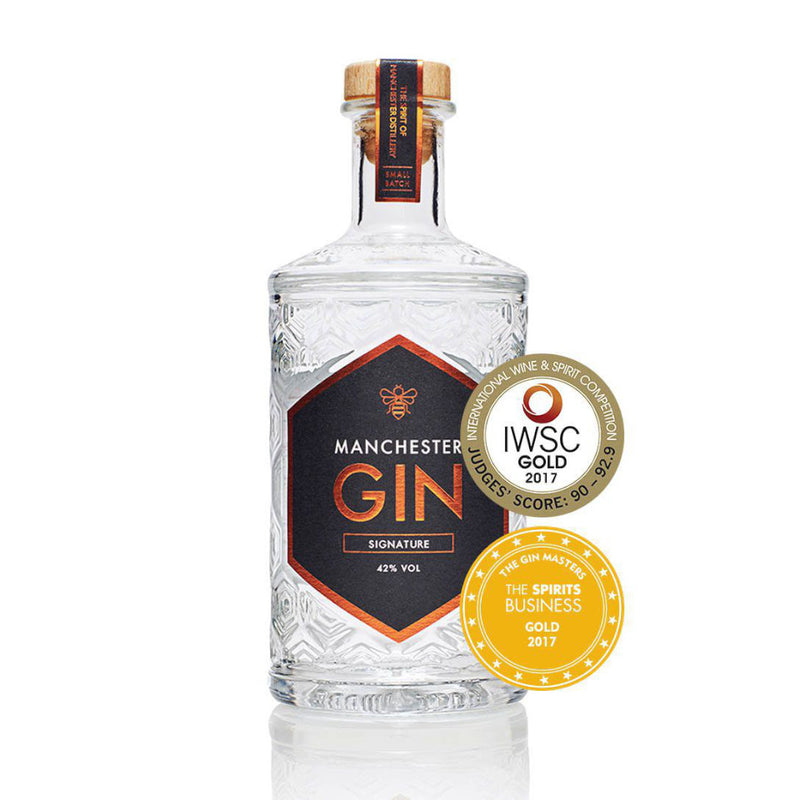 Manchester Gin Signature 50cl / 42% abv - The Epicurean