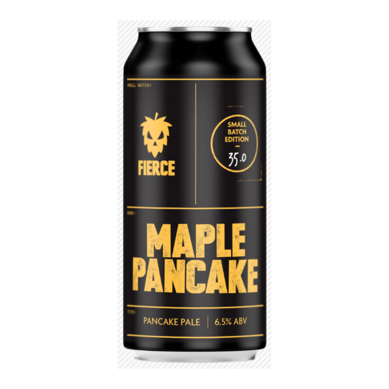 Fierce Beer, Maple Pancake, Pale Ale, 6.5%, 440ml