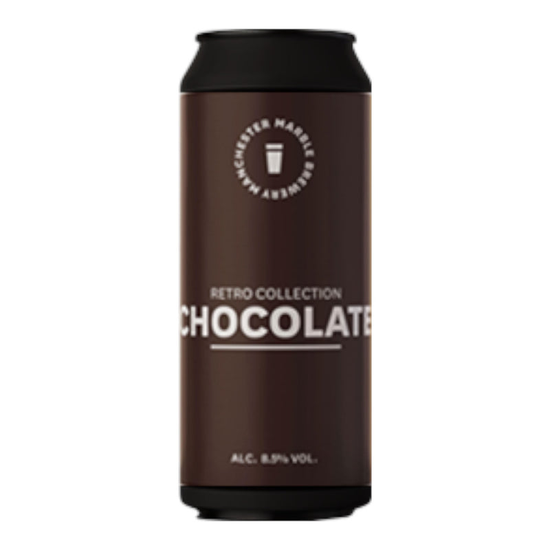 Marble, Retro Collection Chocolate, Stout, 8.5%, 500ml - The Epicurean