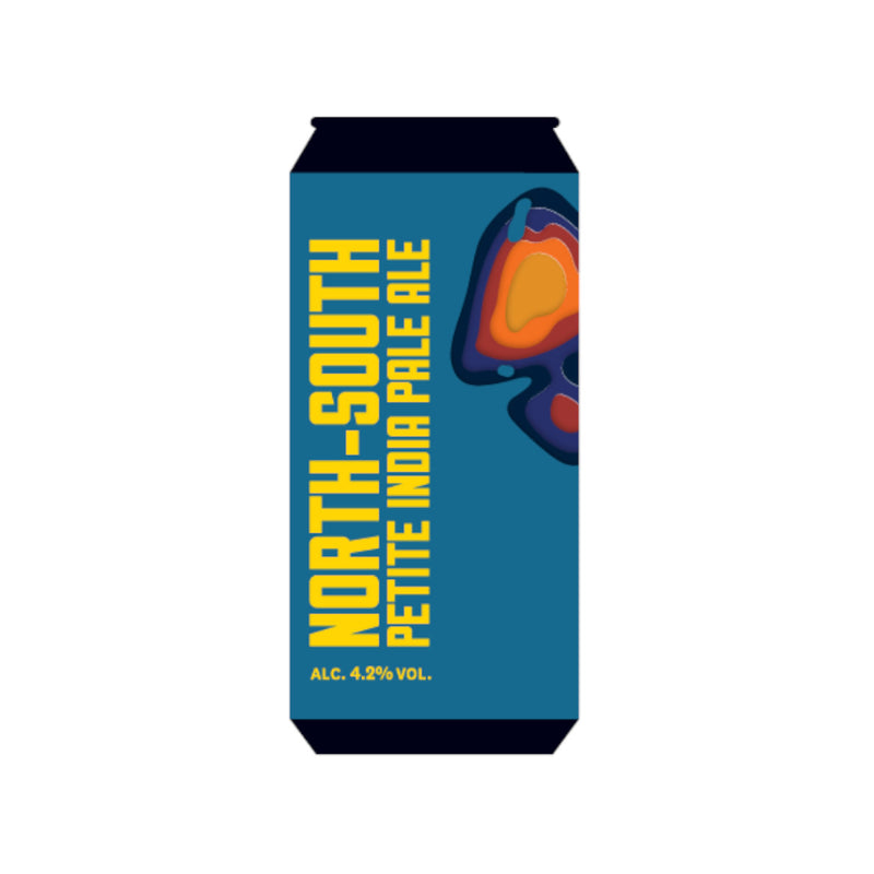 Marble, North South, Petite IPA, 4.2%, 500ml - The Epicurean