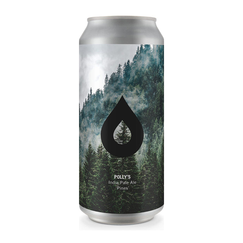 Polly's Brew Co, Pines, IPA, 6.4%, 440ml