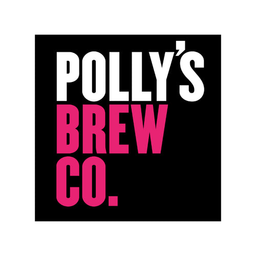 Polly's Brew Co, DDH PINES, TIPA, 10%, 440ml