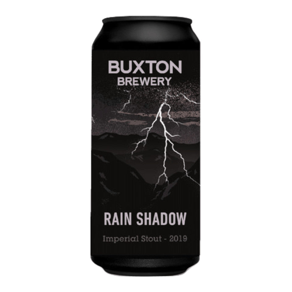 Buxton Brewery, Rain Shadow, Imperial Stout, 10%, 440ml