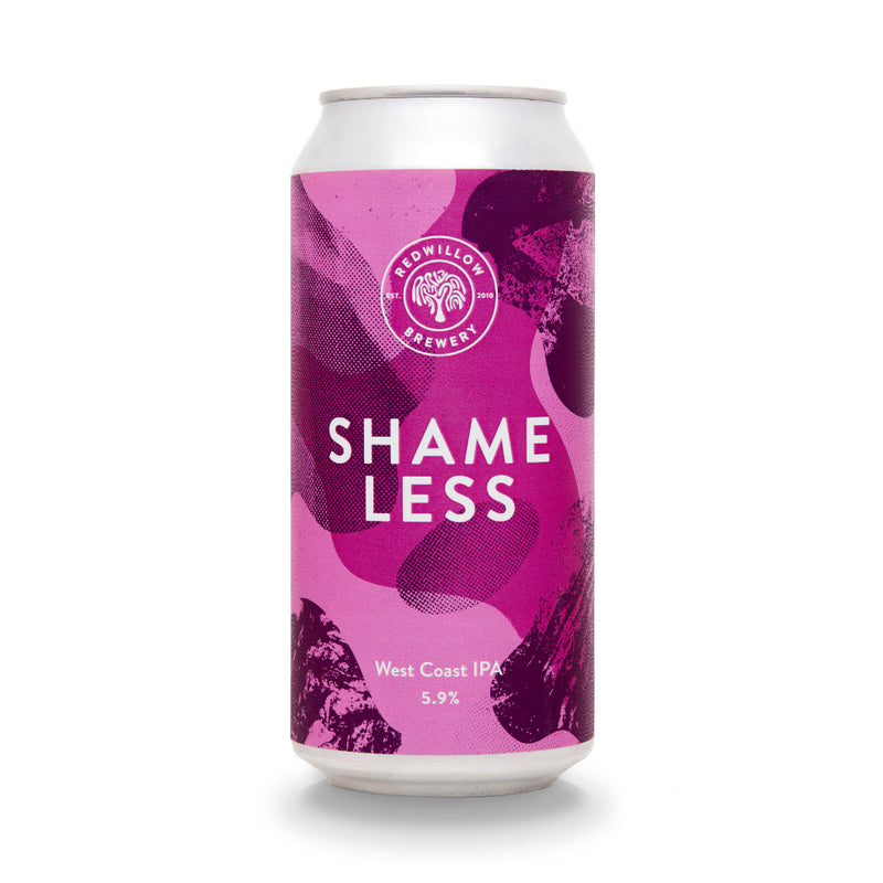 RedWillow, Shameless, West Coast IPA, 5.9%, 440ml - The Epicurean
