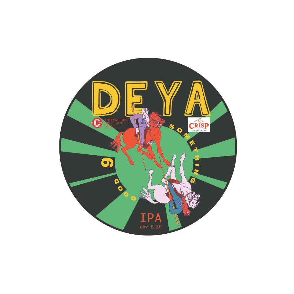 DEYA, Something Good 9, IPA, 6.2%, 440ml