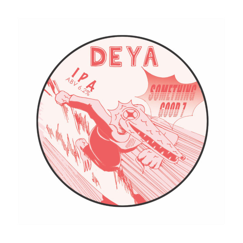 DEYA, Something Good 7, IPA, 6.2%, 440ml