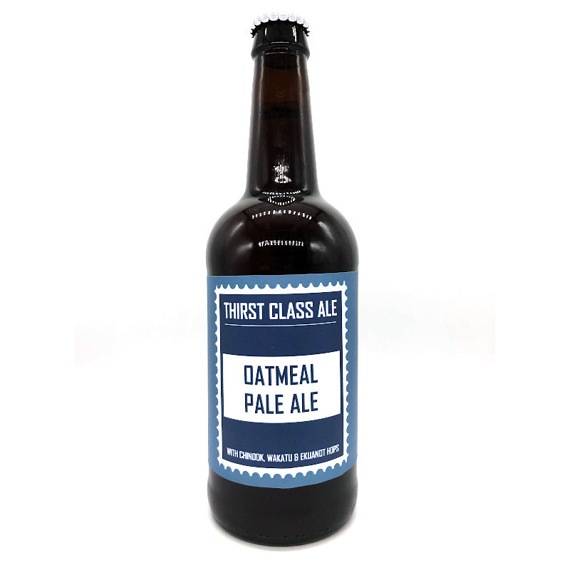 Oatmeal Pale Ale, 4.5%, 500ml - The Epicurean