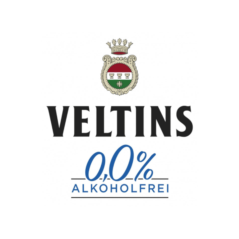Veltins Alkoholfrei, Alcohol free Pilsener, 0.0%, 330ml - The Epicurean