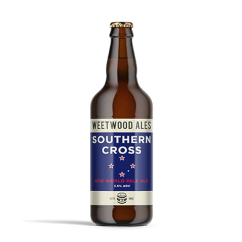 Weetwood Ales, Southern Cross, Pale Ale, 3.6%, 500ml - The Epicurean