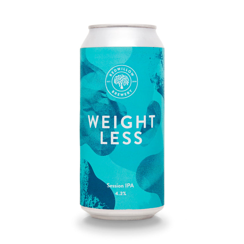 RedWillow, Weightless, Session IPA, 4.2%, 440ml - The Epicurean