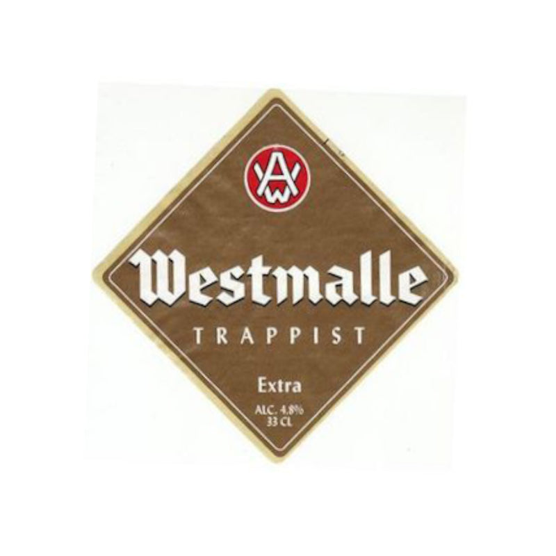 Westmalle, Extra, Belgian Blonde Ale, 4.8%, 330ml - The Epicurean
