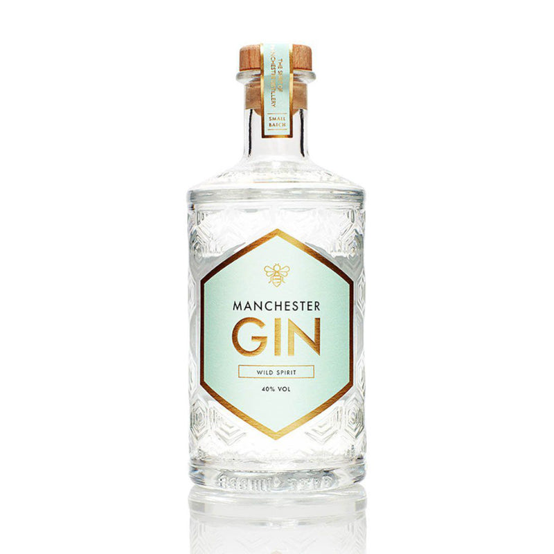 Manchester Gin, Wild Spirit, 40%, 500ml - The Epicurean