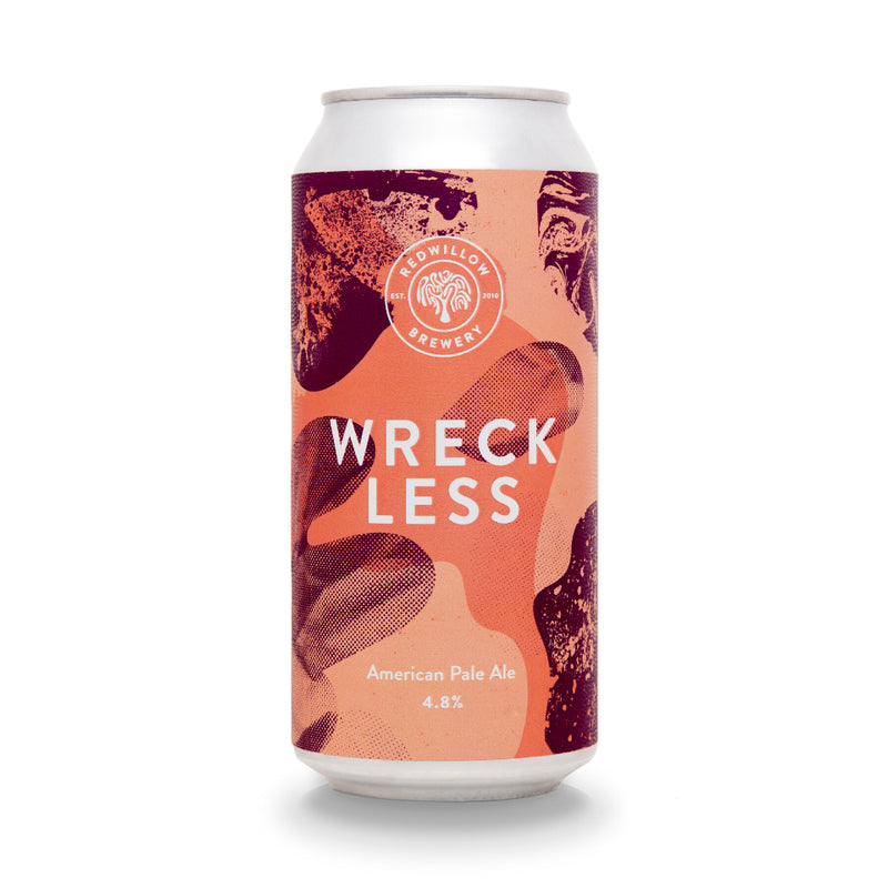 RedWillow, Wreckless, American Pale Ale, 4.8%, 440ml - The Epicurean