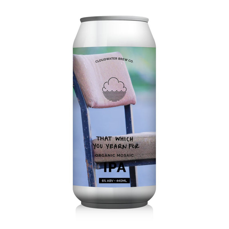 Cloudwater, That Which You Yearn For, IPA, 6.0%, 440ml - The Epicurean