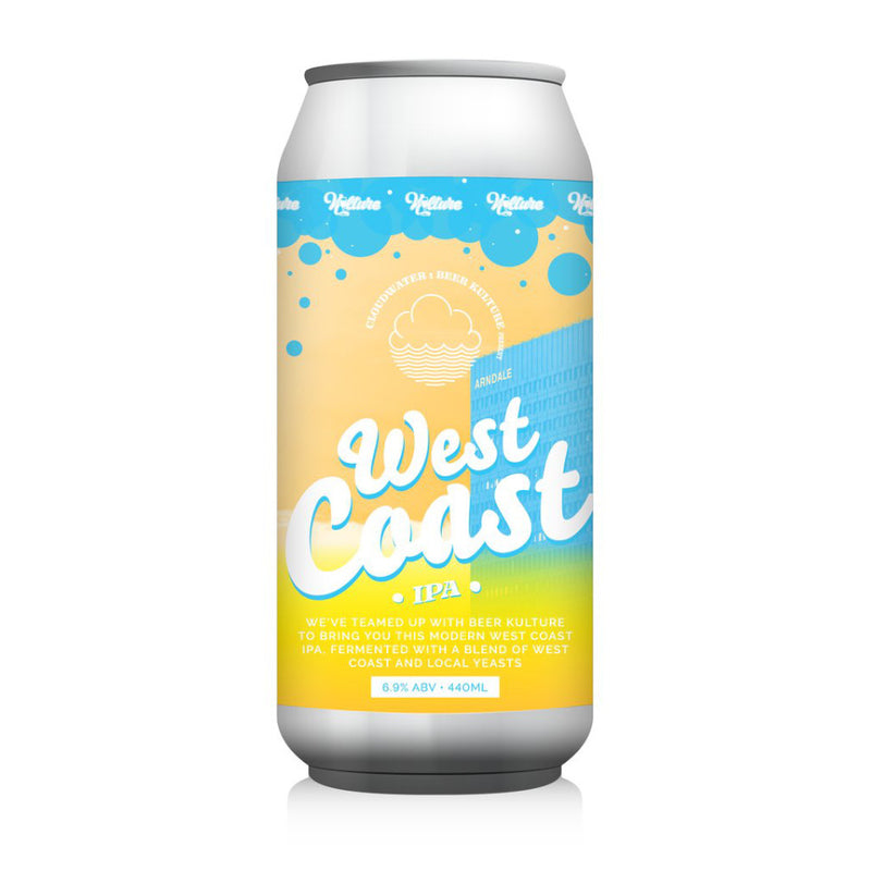 Cloudwater, You Deserve A Minute To Your Good Selves, West Coast IPA, 6.9%, 440ml