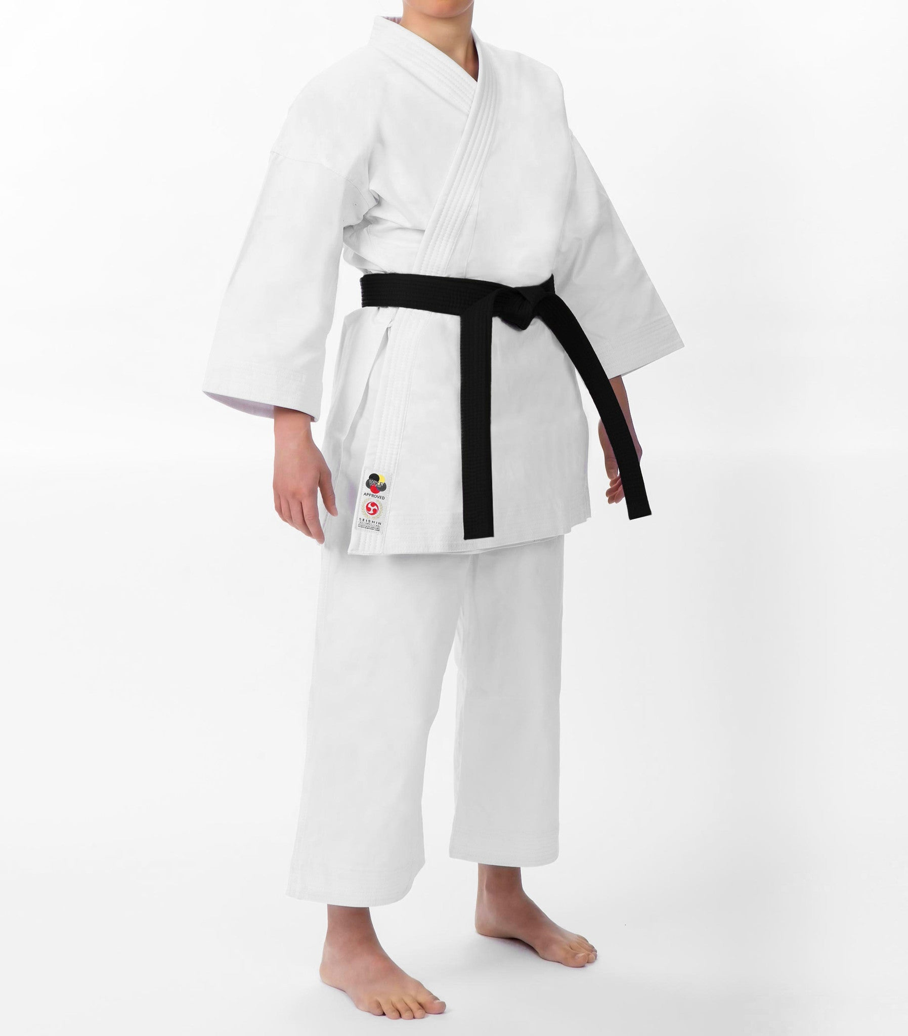 Seishin Karate Gi Female Seishin Usa