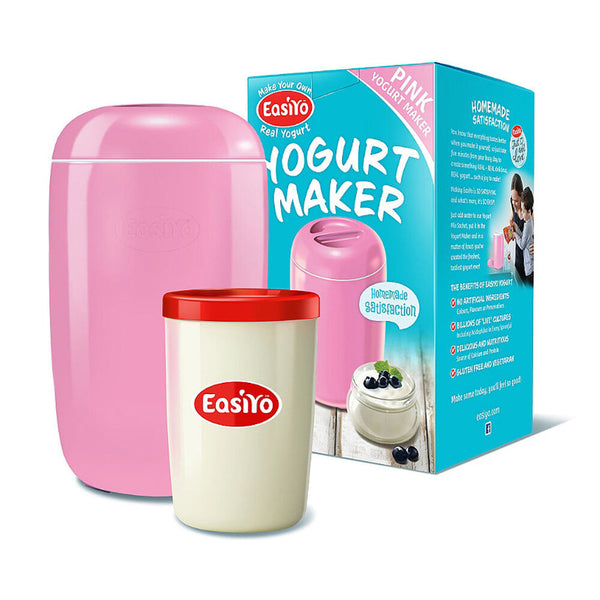 EasiYo Manual Yoghurt Maker PINK