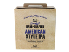 Muntons Hand Crafted American Style IPA (3.6 Kg) Beer Kit