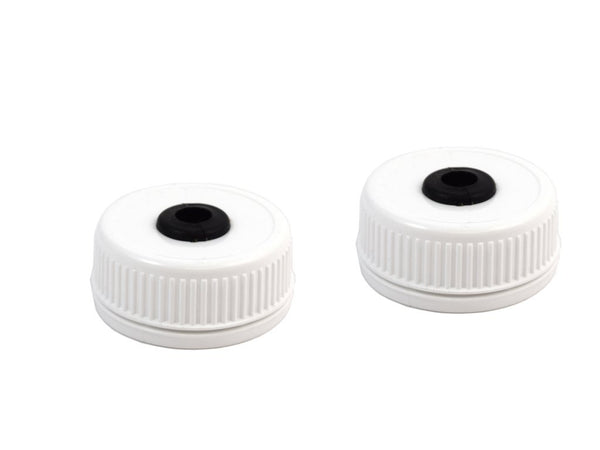 Demi-John Cap - Pack of 2 Caps with Grommets to Fit Plastic PET Demi John