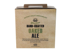 Muntons Hand Crafted Oaked Ale (3.6 Kg) Beer Kit