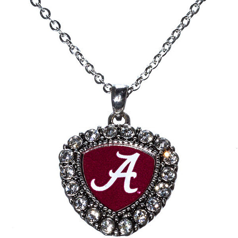 Alabama Triangle Necklace