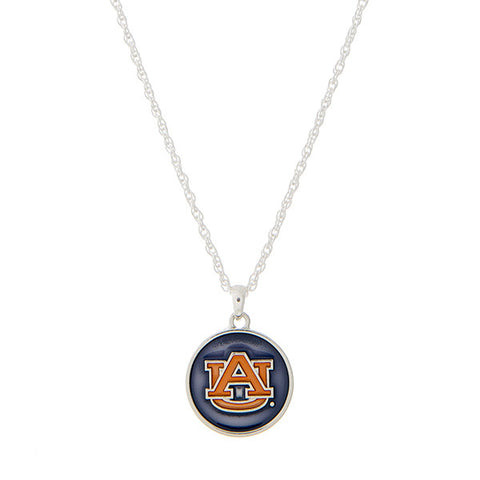 Auburn Circle Necklace
