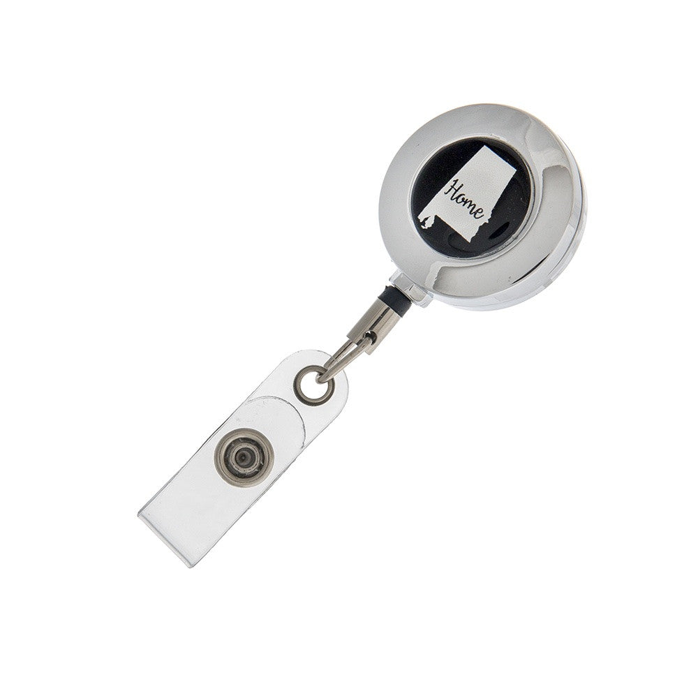 ID Badge Holder with retractable Reel
