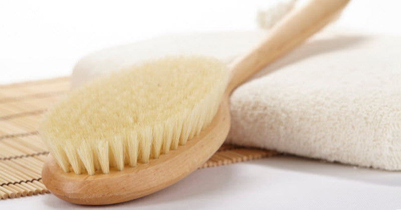 WHY YOU SHOULD START DRY BRUSHING