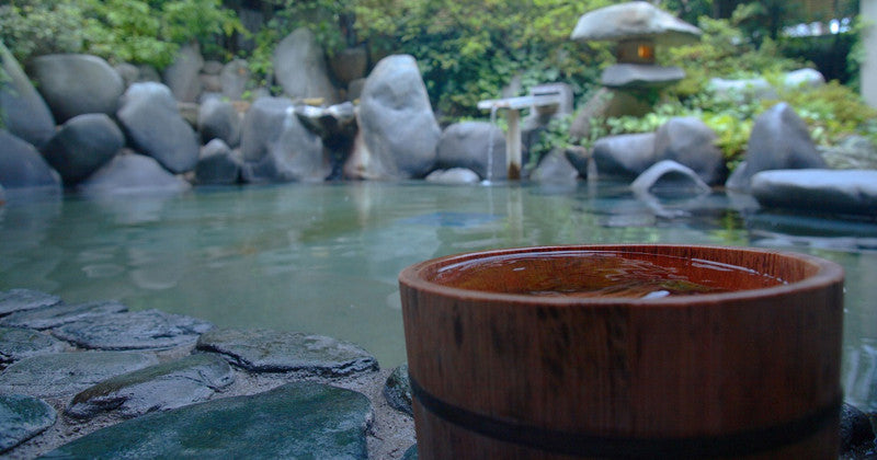 WHAT ARE ONSEN?